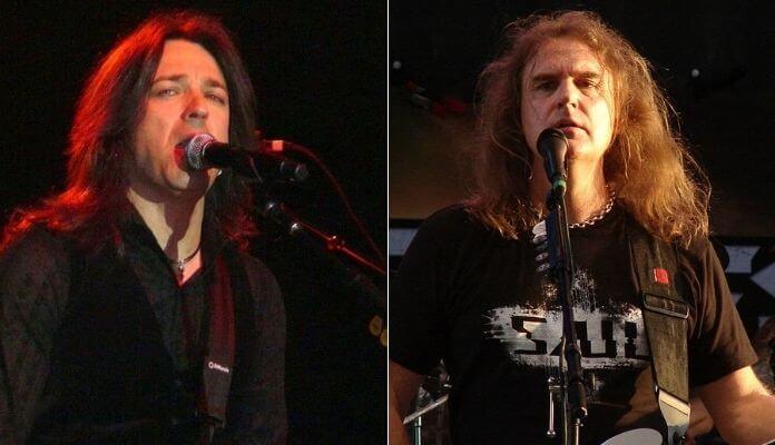 Michael Sweet e David Ellefson