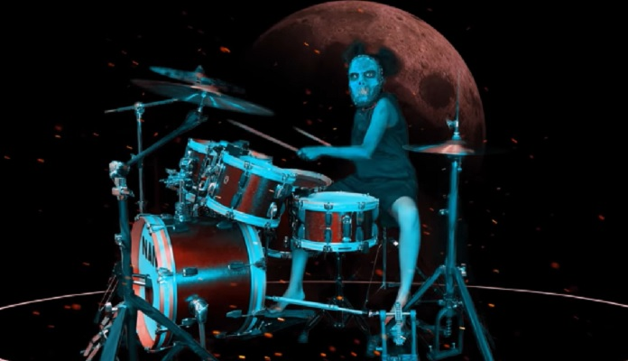 Baterista do Slipknot elogia Nandi Bushell por cover de