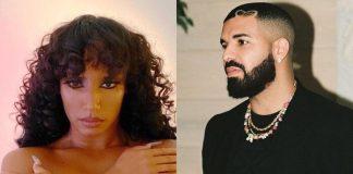 Naomi Sharon e Drake