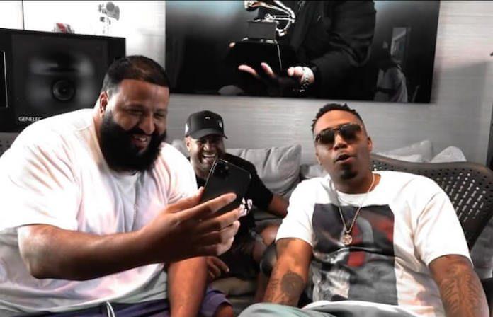 Nas e Jay-Z reagem a versos conjuntos