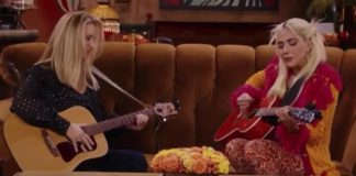 Phoebe Buffay e Lady Gaga