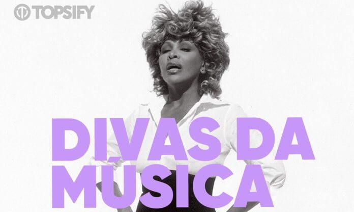 Playlist de Divas da Música