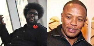 Questlove e Dr. Dre
