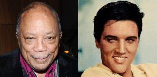 """Quincy Jones afirma que Elvis Presley """"era racista"""""""
