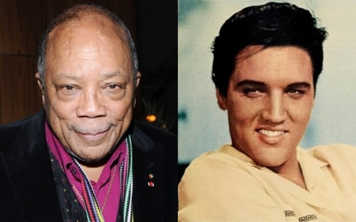 Quincy Jones afirma que Elvis Presley