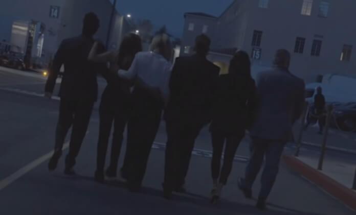 Vídeo: Reunião de Friends