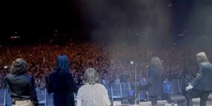 Banda toca Beatles em evento teste para 5 mil pessoas em Liverpool