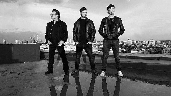 U2 e Martin Garrix