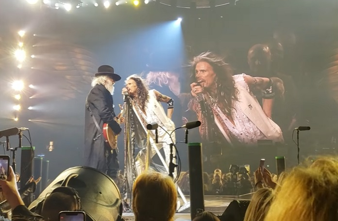 Aerosmith possível último show