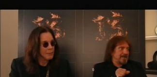 Black Sabbath no Fantásico