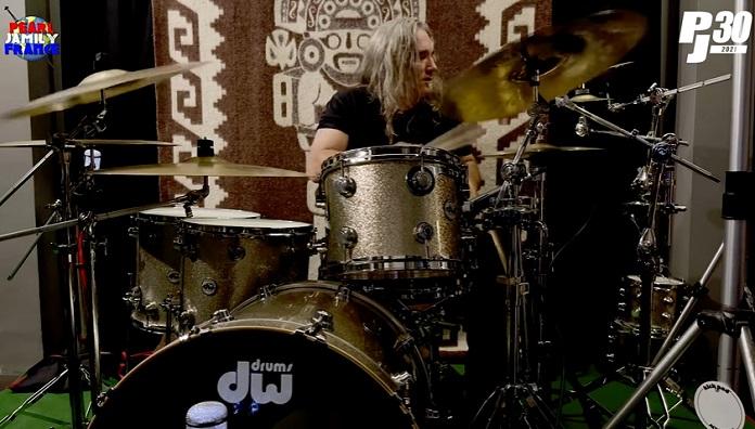Dave Abbruzzese Pearl Jam Fãs França