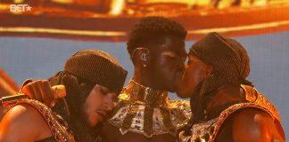 Lil Nas X no Bet Awards