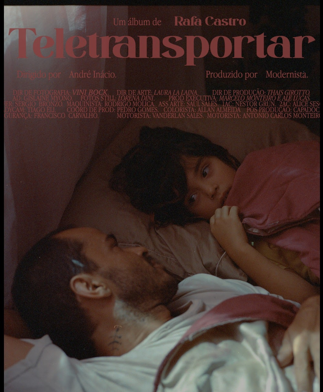 Teletansportar: filme Rafa Castro