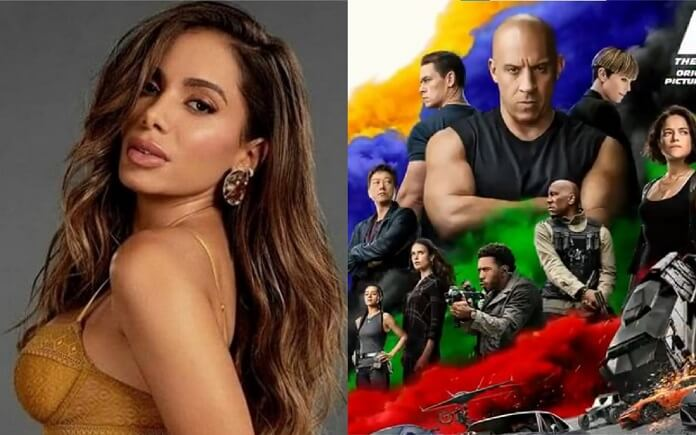 Anitta lança música para trilha sonora de