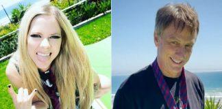 Avril Lavigne e Tony Hawk
