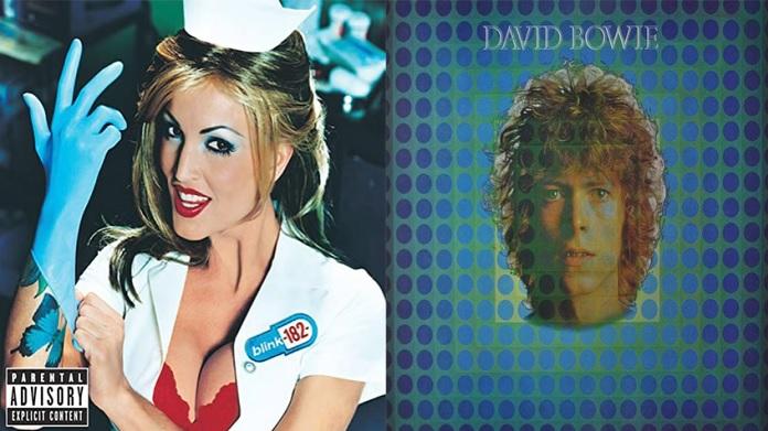 blink-182 e David Bowie