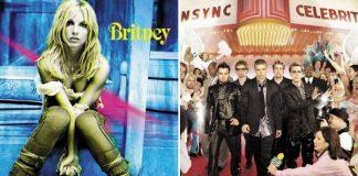 Britney Spears e N SYNC