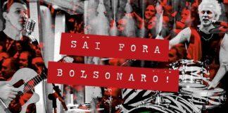 Supla e Brothers Of Brazil lançam Sai Fora Bolsonaro