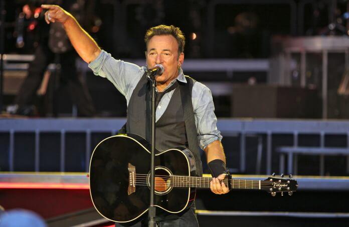 Bruce Springsteen em Toronto, 2012
