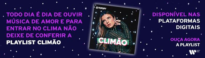 Ouça a Playlist Climão de Dia dos Namorados!