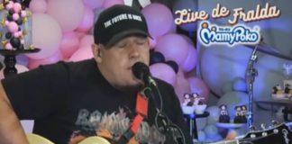 Digão (Raimundos) canta música Gospel