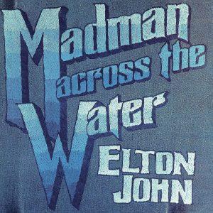 Elton John, capa disco