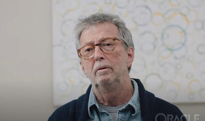 Conhecidos de Eric Clapton se afastam após opiniões sobre COVID-19