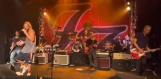"""Foo Fighters toca a clássica """"Somebody To Love"""" do Queen em show ao vivo"""