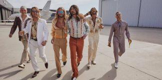 Foo Fighters como The Dee Gees