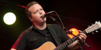 Jason Isbell no Cambridge Folk Festival