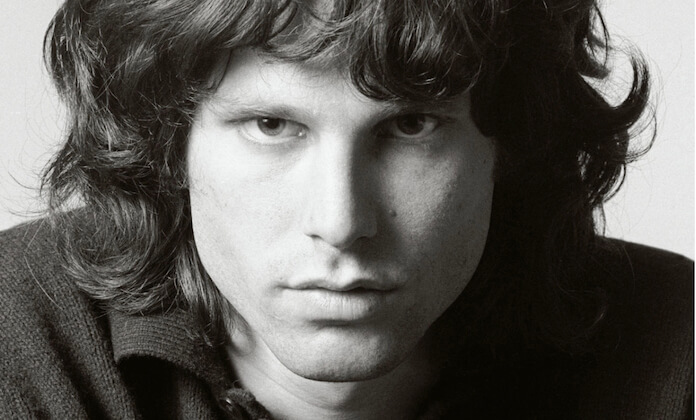 Jim Morrison, vocalista do The Doors