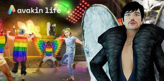 Johnny Hooker no game Avakin Life