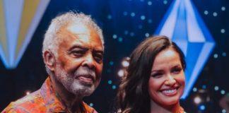 Gilberto Gil e Juliette Freire realizam performances emocionantes em live