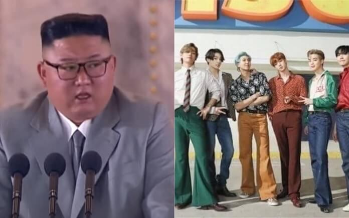 Kim Jong-un chama K-pop de