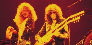 """Led Zeppelin em """"Whole Lotta Love"""""""