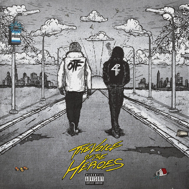 Lil Baby & Lil Durk - The Voice of the Heroes