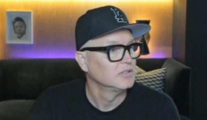 Mark Hoppus (blink-182) na Twitch