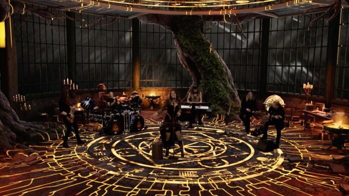 Apresentação ao vivo do Nightwish