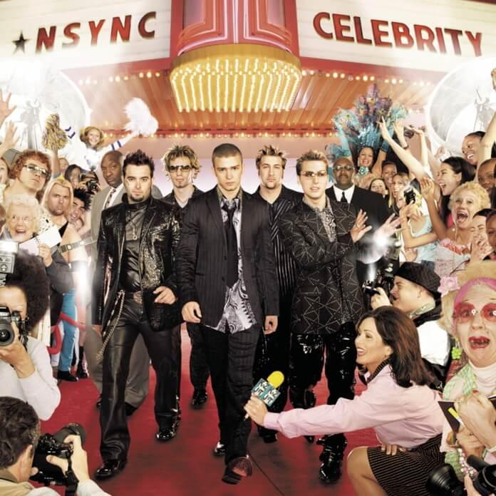 N Sync - Celebrity