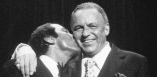 Paul Anka e Frank Sinatra