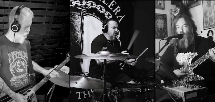 Max e Iggor Cavalera se reúnem com Jairo Guedz para tocar Sepultura