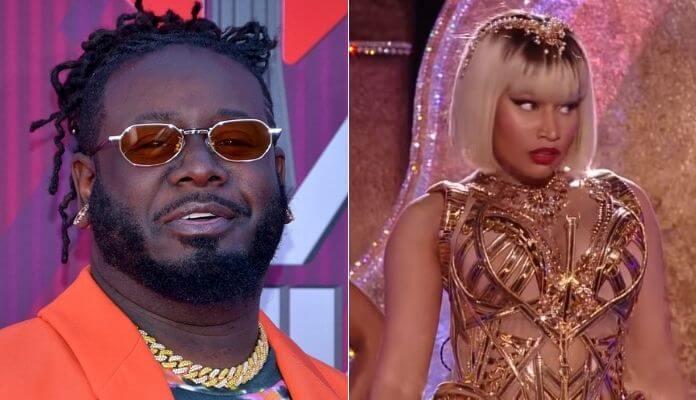 T-Pain e Nicki Minaj