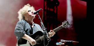 Robert Smith, do The Cure