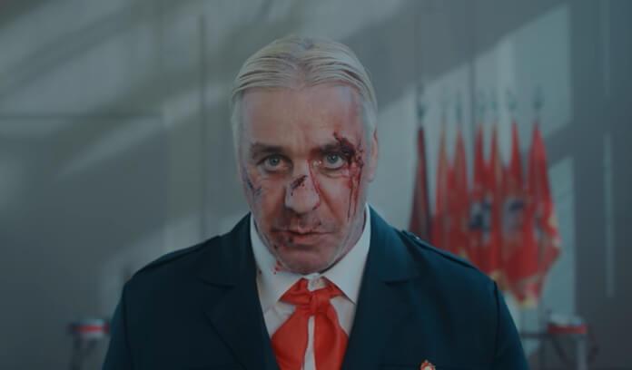 Till Lindemann (Rammstein) lança novo clipe proibido para menores