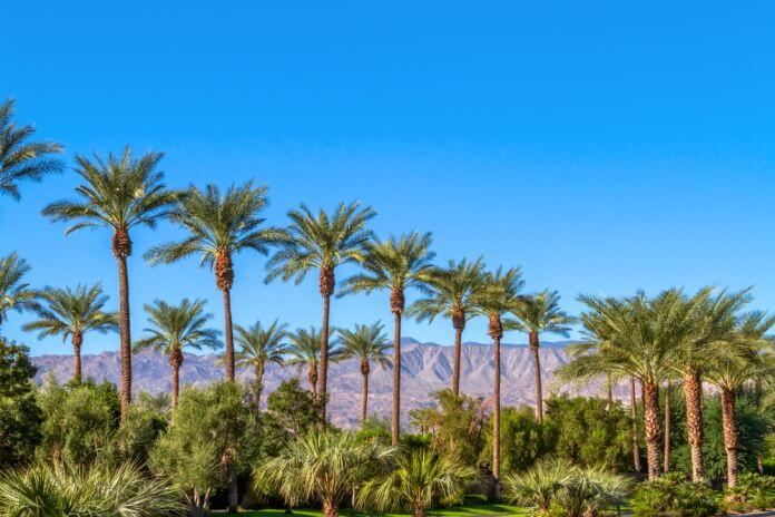 Vale de Coachella, na Califórnia