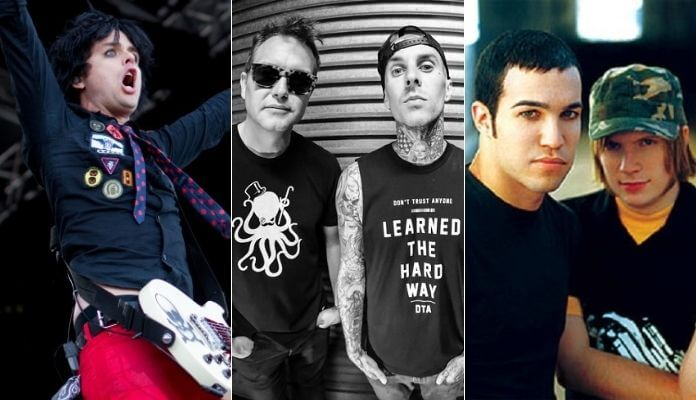 Os 10 maiores nomes do Pop Punk