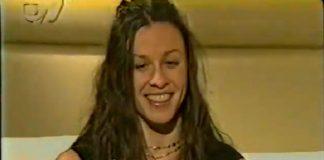 Alanis Morissette na Globo News