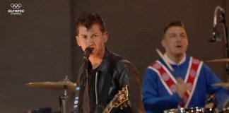 Arctic Monkeys na Olimpíada de 2021 Londres