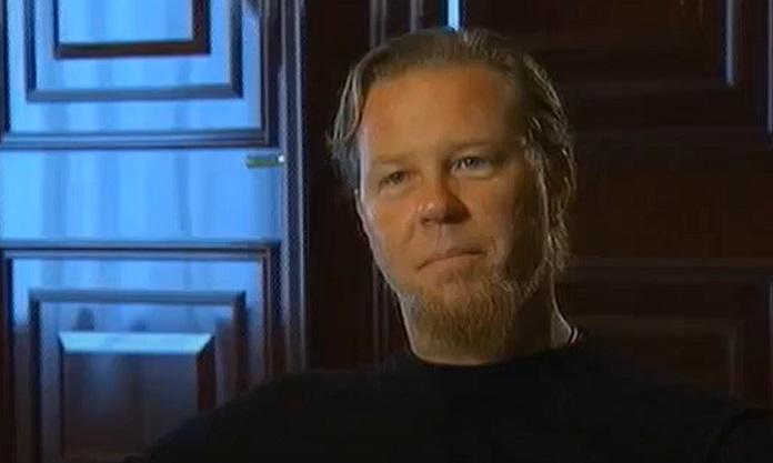 James Hetfield Metallica fala sobre alcoolismo
