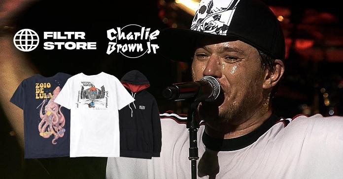 Sony Music Brasil lança coleção de moda exclusiva do Charlie Brown Jr 1